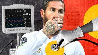 Sergio Ramos tampoco estará contra el Huesca.