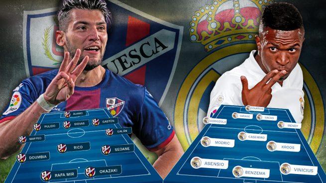 Huesca Real Madrid