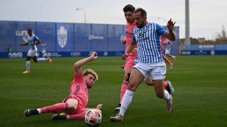 El Castilla no puede con el Atlético Baleares (@AtleticBalears)
