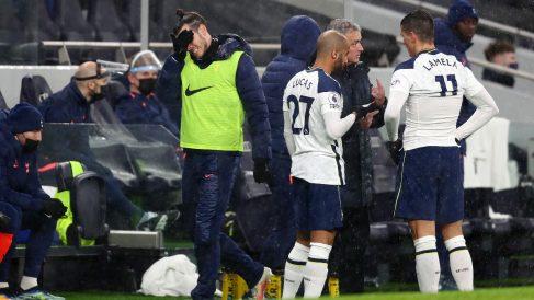 Mourinho volvió a dejar sin jugar a Bale. (Getty)
