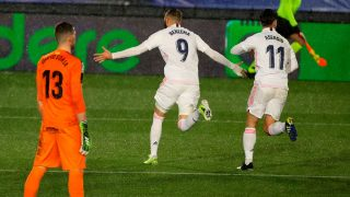 Real Madrid – Getafe | Liga Santander, en directo