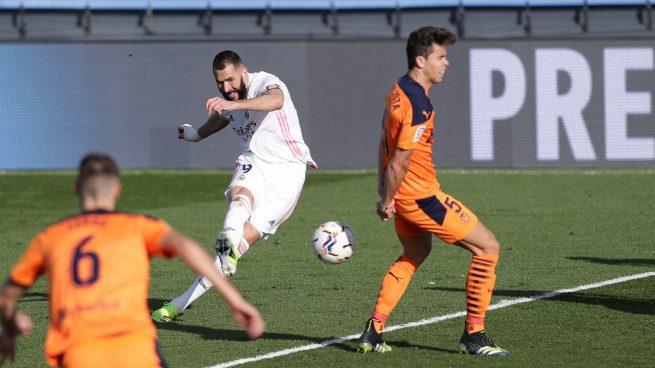 El Valencia-Real Madrid será el domingo 19 de septiembre a las 21:00 horas