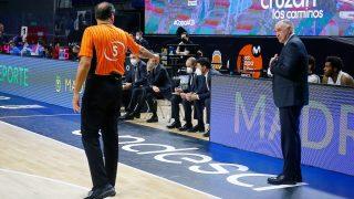 Laso, en la final de Copa. (ACB Photo)