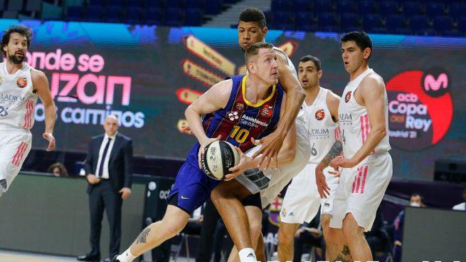 Real Madrid Baloncesto – Barcelona: resultado y resumen de la final de Copa del Rey hoy, en directo