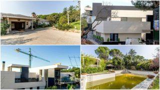 El antes y el después de la nueva casa de Ramos y Pilar Rubio (Idealista/Larvia/Agencias)