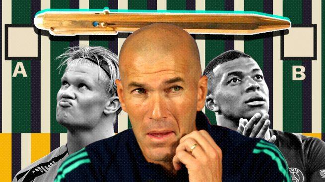 La gran decisión del Real Madrid: ¿Haaland o Mbappé?
