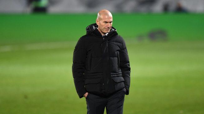 Zidane se queda sin 'fichajes' para Valladolid