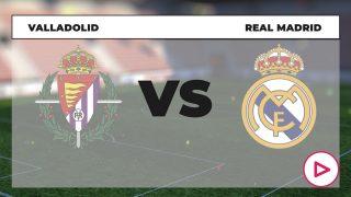 Liga Santander 2020-2021: Valladolid – Real Madrid| Horario del partido de fútbol de la Liga Santander.