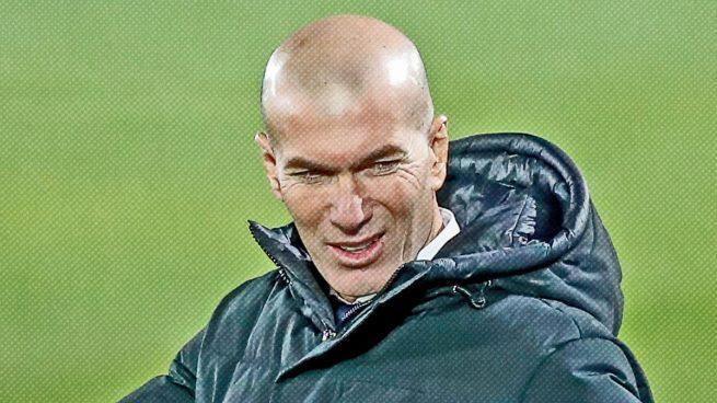 Zidane recupera la fórmula de la Liga