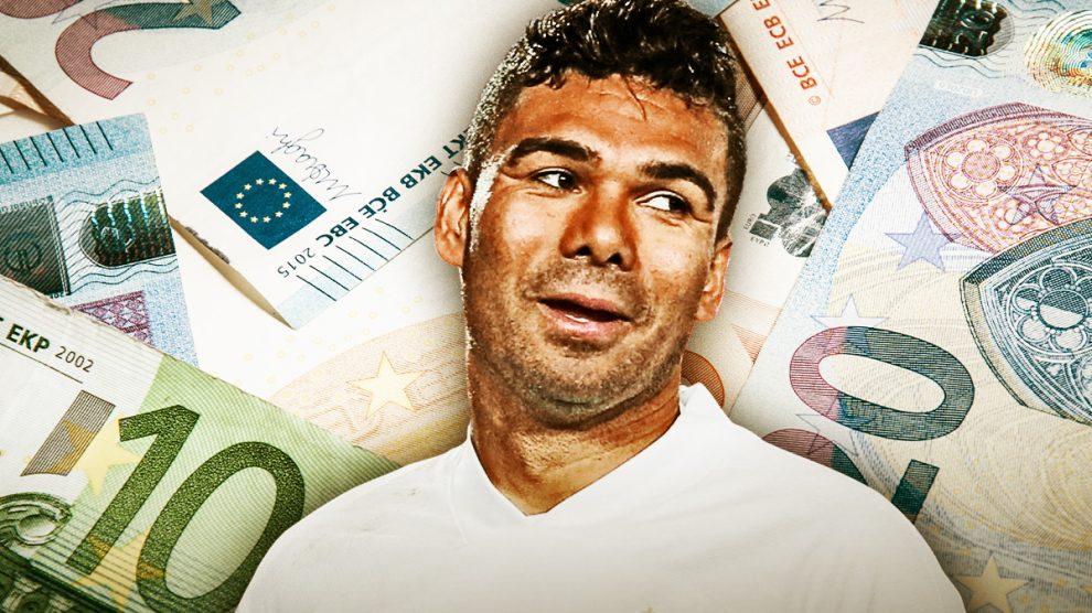 Casemiro es el jugador más rentable del Real Madrid.
