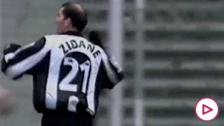 El día que Zidane trituró al Atalanta.