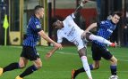Vinicius sigue peleado con el gol