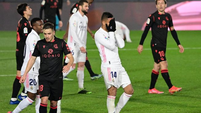 El día de la marmota: el Real Madrid sigue sin gol