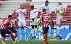 Resultado Atlético de Madrid- Real Madrid: resumen y goles del derbi madrileño de Liga Santander hoy, en directo (1-1)