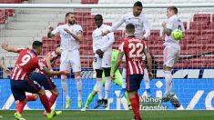 Atlético de Madrid – Real Madrid | Liga Santander, en directo