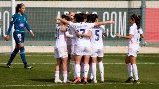 Real Madrid 3 – 1 Espanyol. (Getty)