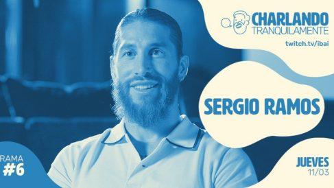 Ibai Llanos entrevistará a Sergio Ramos.
