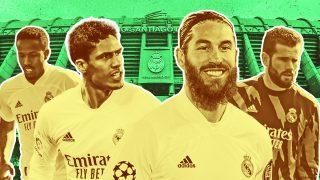 El Real Madrid puede tener un problema la defensa.