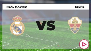 Horario del Real Madrid Elche