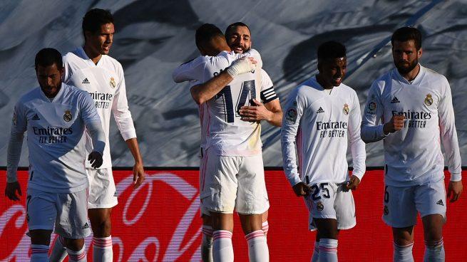 El Real Madrid recupera el espíritu de las remontadas