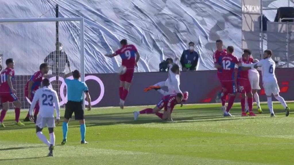 Ramos penalti