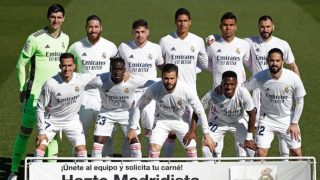 Once titular del Real Madrid ante el Elche. (Realmadrid.com)