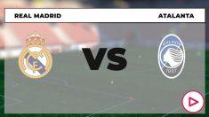 Champions League 2020-2021: Real Madrid – Atalanta | Horario del partido de fútbol de la Champions League.