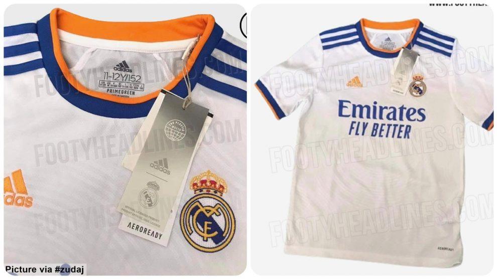 El Real Madrid sacará una camiseta innovadora para la nueva temporada.