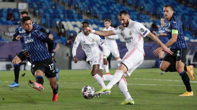 Resultado Real Madrid – Atalanta: resumen y goles del partido de Champions League hoy en directo (3-1)