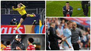 Haaland, Mbappé, Klopp o Guardiola esperan al Real Madrid en cuartos.