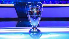 EN DIRECTO: Sorteo de Champions League