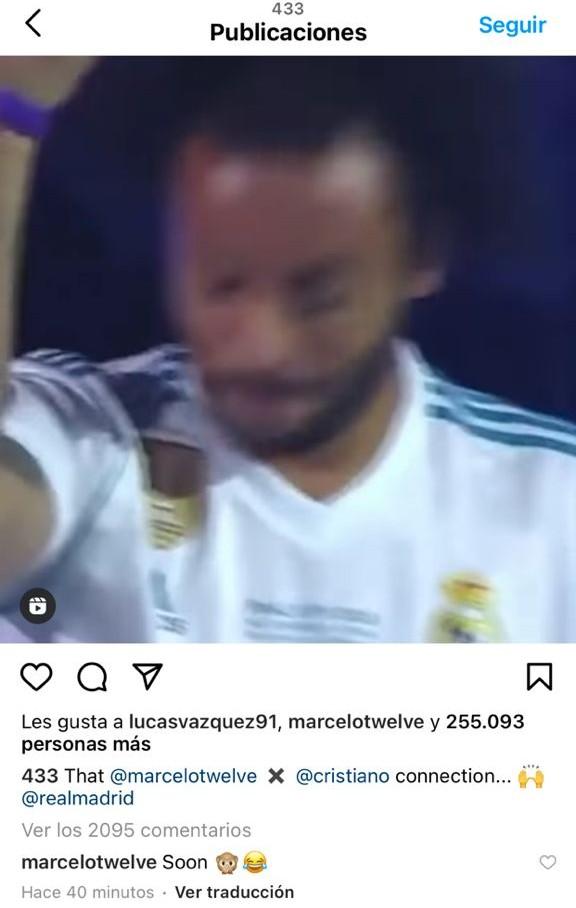 Marcelo Cristiano Ronaldo