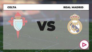 Liga Santander 2020-2021: Celta – Real Madrid | Horario del partido de fútbol de la Liga Santander.