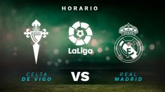 Liga Santander 2020-2021: Celta – Real Madrid   Horario del partido de fútbol de la Liga Santander.
