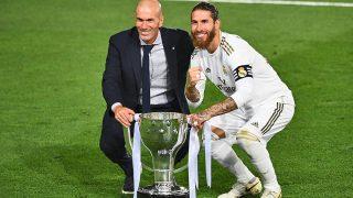 Al Real Madrid le restan 11 finales por la Liga.