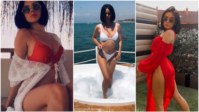Anastasia Tamazova en Instagram