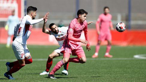 El Castilla empató en San Sebastián de los Reyes (Real Madrid).