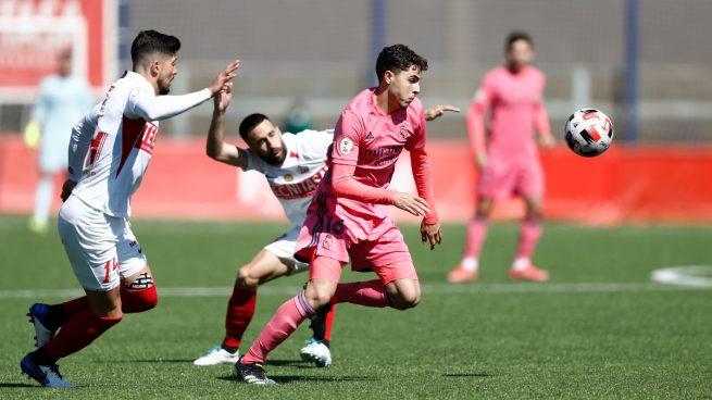 El Castilla de Raúl empata con el líder y jugará la fase de ascenso a Segunda
