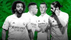 El Real Madrid quiere recaudar más de 150 millones en la operación salida.