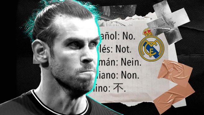El Real Madrid no quiere a Bale ni con Zidane ni sin él