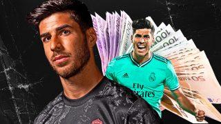 El Real Madrid sólo venderá a Asensio a un buen precio.
