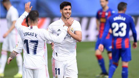 Real Madrid – Eibar: partido de la Liga en directo