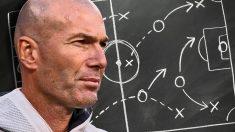 Zidane tiene un plan para que el Real Madrid salga victorioso ante el Liverpool.
