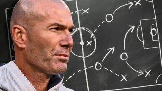 Zidane tiene un plan para jugar ante el Chelsea.