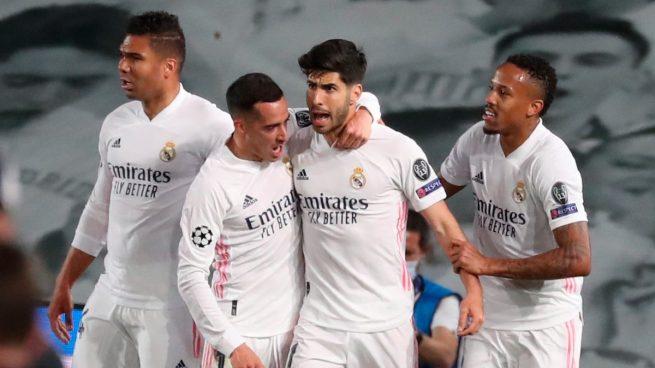 Un Real Madrid para partidos grandes