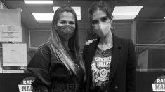 Sara Sálamo y Sara Carbonero.