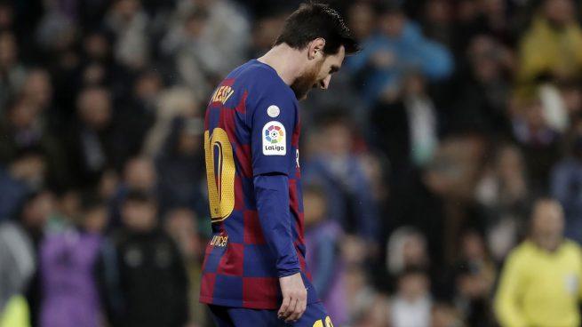 Messi, seis Clásicos y más de 1.000 días sin marcar al Real Madrid