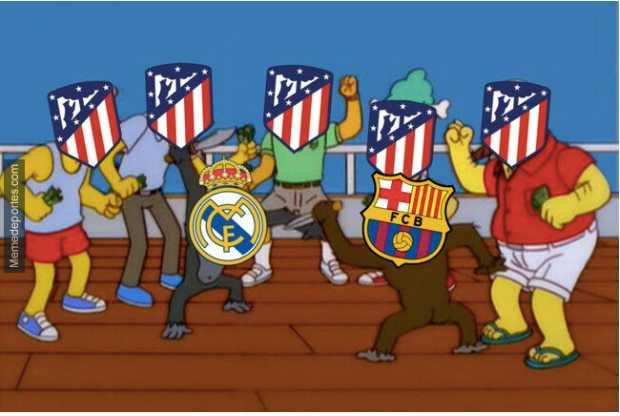 Los mejores memes del Clásico Real Madrid – Barcelona