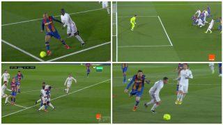 Las polémicas del Real Madrid-Barcelona (1)