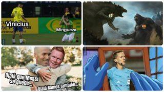 Los mejores memes del Clásico.